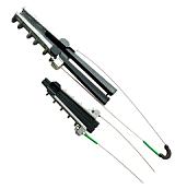 Натяжные зажимы для круглых самонесущих кабелей