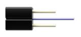 Оптический плоский (drop) кабель