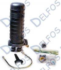 Муфта оптическая GJS-О 96 Core (механическая герметизация)