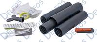 Муфта оптическая GJS-Q 96 Core (термоусадка)