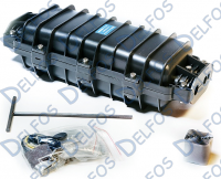 Муфта оптическая проходная GJS-09-2-96