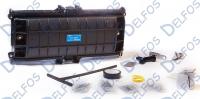 Муфта оптическая малая проходная GJS-A 96 Core